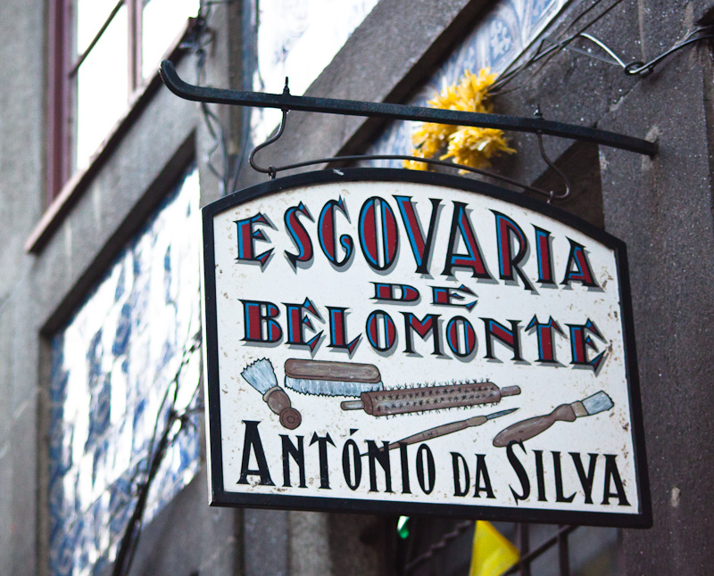 Escovaria de Belomonte
